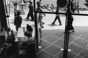 《森永キャンデーストア前》1936年